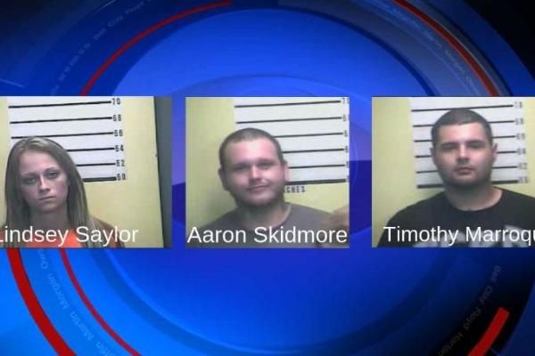 Four arrested after narcotics investigation in Bell County   AHIDTA