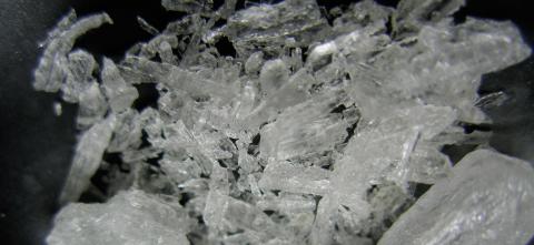 Police seize $10,000 worth of crystal meth, arrest three men